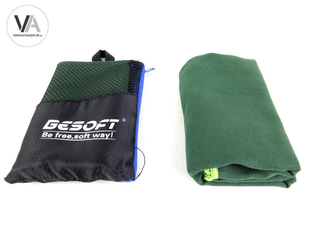 besoft mikrofaser sporthandtuch reise outdoor trekking. Black Bedroom Furniture Sets. Home Design Ideas