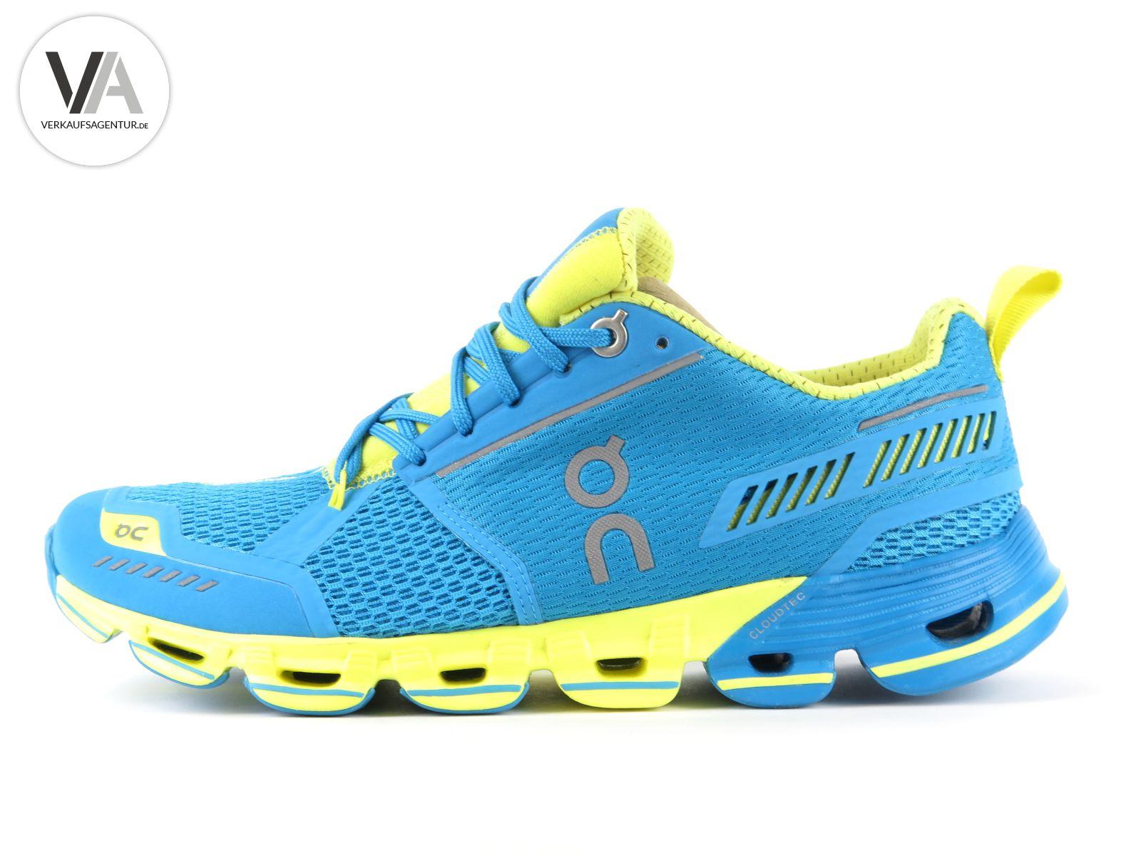 On Running Cloudflyer Damen Laufschuhe Joggingschuhe Maui//Lemon 37-38.5